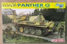 "1/35 Dragon Sd.Kfz.171 Panther G 'Late Production' ""Smart Kit"", Sealed Parts,"