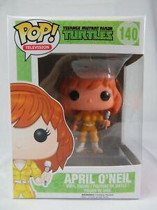 Television Funko Pop - April O'Neil - Teenage Mutant Ninja Turtles - No. 140
