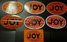 New listing Joy mining stickers (All Different)