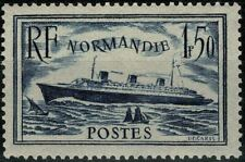 FRANCE 1935  PAQUEBOT NORMANDIE  YT n° 299 neuf ★★ luxe / MNH