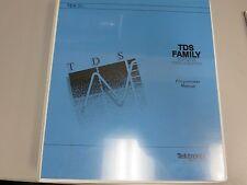 TEKTRONIX TDS PROGRAMMER MANUAL 070-8318-01 2808B3^