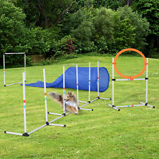 More details for 5-piece suit agility set for dog training exercise obedience rehabilitation