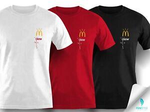 Mcdonalds travis scott shirt - cactus jack mcdonalds shirt