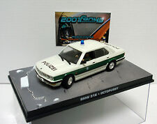 BMW 518 POLIZEI GERMAN POLICE BOND 007 OCTOPUSSY 1/43 FABBRI
