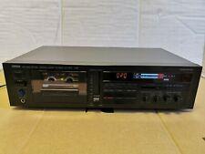 YAMAHA KX-500 Natural Sound Stereo Cassette Deck Tapedeck