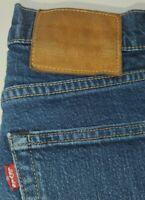 Levi's Premium 511 Big E Medium Wash Stretch Denim Jeans - Men's 30x34