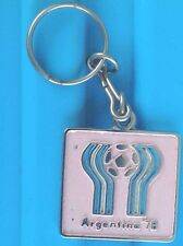 Peru 1978 Keychain Wold Cup Soccer FIFA Argentina 78