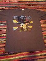 Original Vintage Slash Guns N Roses T Shirt Medium