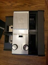 VINTAGE KODAK 500 PORTABLE 35MM SLIDE PROJECTOR WITH CASE