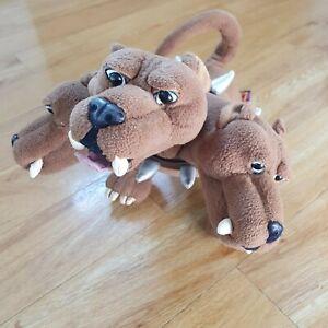 Gund Harry Potter Three Headed Dog Plush Soft Toy FLUFFY