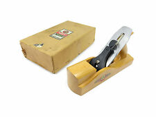 Boxed Wm. Marples & Sons Adjustable Beech Smoothing Plane
