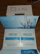 :: Rodan and Fields Give It A Glow Sample Pack - Redefine Mask + Serum 3 packs