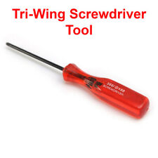 Tri Wing Point Y0 Screwdriver Tool For Nintendo Wii 3DS XL DS Lite DSi Gamecube