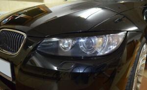 Fits BMW 3-Series E92 E93 - Eye Brows Head Light Cover