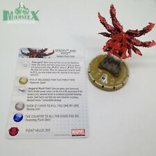 Heroclix Chaos War set Sentry and Void #057 Chase figure w/card!