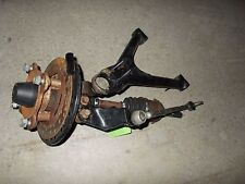 1996 Kawasaki KLF Bayou 300 4X4 Left Front A-Arm Drive Axle Shaft CV Yoke Joint