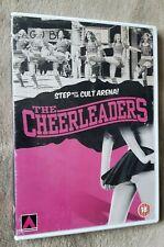THE CHEERLEADERS (1973) Arrow Video. Sex comedy film. uk region 2 DVD EXCEL CON