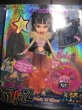 New NRFB 2002 Fall Limited Edition Funk N' Glow Collection Jade Bratz Doll #1
