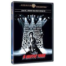 URGH A MUSIC WAR. Gary Numan, The Police, Joan Jet. Region free. New sealed DVD.