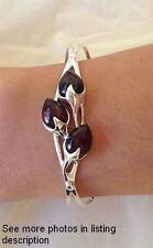 Handmade Amber Fine Gemstone Bracelets