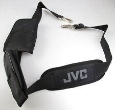 JVC Camera/Camcorder Shoulder Belt Strap Replacement LV36929-002A w/ Pouch Black