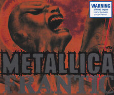Metallica Frantic CD Single Rare 2003 Blackened Live James Hetfield St. Anger