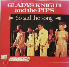 GLADYS KNIGHT AND THE PIPS - SO SAD THE SONG  - CD