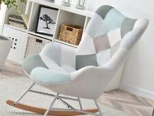 Brand New Patchwork Modern Rocking Chair Nursery