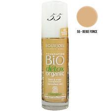 NEW Bourjois Bio Detox Organic Foundation 7 Variations 30ml/ 1OZ Fresh & Even