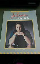 Julian Lennon by Y. Flesch (1985, Paperback)