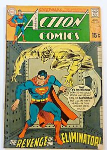 Action Comics 379 DC Comics Silver Age 1969  Superman