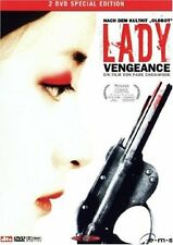 Lady Vengeance von Park Chan-wook ( Stoker, Oldboy, Joint Security Area ) 2 DVDs