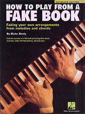 How To Play From A Fake Book (Keyboard)