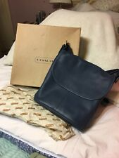 Vintage Coach Purse—Whitney Brand New -old Stock Original Box And Tissue