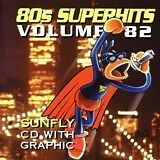 80'S SUPERHITS - SUNFLY CD+G KARAOKE - SF HITS VOL 082 - 14 TRACKS