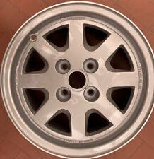Vintage NOS CROMODORA 6x14 Alloy Rim, For Lancia - Fiat