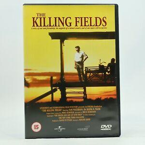 The Killing Fields Sam Waterston Drama Khmer Rouge Cambodia Film R2 DVD GC