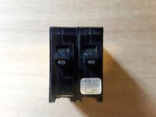 40 Amp Siemens  I. T. E. Circuit Breaker. Double Pole. Electrical Panel