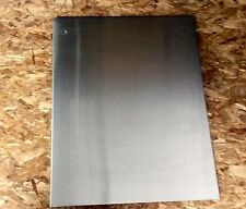 3551DD1003L LG  Dishwasher Cover Assembly Front Panel  *STAINLESS*