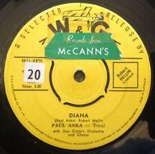 Good (G) Case Condition Pop 1950s Vinyl Records