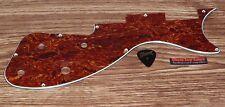 Gibson Les Paul Pickguard M2 Melody Maker Genuine 3 Ply Tortoise Guitar Parts X