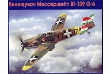 UNIMODELS 423 1/48 Messerschmitt Bf-109 G-6 Hungarian Air Force