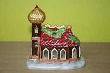 Lichthaus Kirche Mini Christmas Village Villeroy & Boch