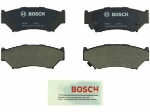 For 1996-1997 Geo Tracker Brake Pad Set Front Bosch 88744YJ 4dr QuietCast Pads