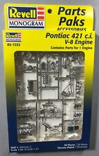 REVELL/MONOGRAM PARTS PAKS 1/25 SCALE (1998 ISSUE)