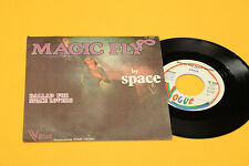 """SPACE 7"""" MAGIC FLY 1°ST ORIG ITALY 1977 EX+"""