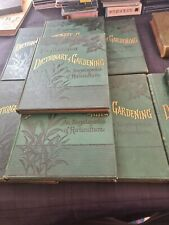 The Illistrated Dictionary Of Gardening