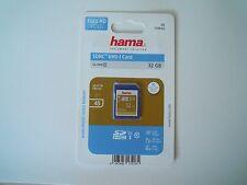 32 GB Speicherkarte, Hama Class 10 SDHC (UHS-I, 45Mbps)
