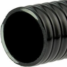 Profi Teichschlauch, Saugschlauch oder Druckschlauch als Meterware in schwarz