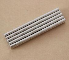 100pcs Neodymium Disc Mini 2 X 2mm Rare Earth N35 Strong Magnets Craft Models
